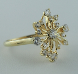 14ct Dress Ring