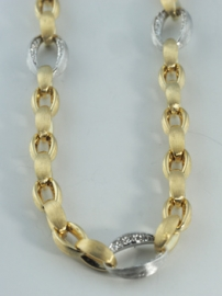 18ct Diamond Set Necklace
