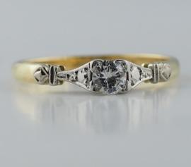 18ct Diamond Solitaire