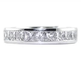18ct Gold 1.5ct Diamond Ring