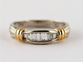 14ct Diamond Ring