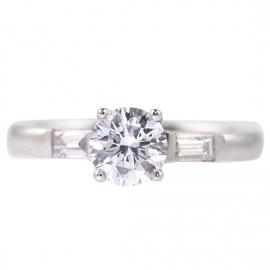 18ct GIA Diamond Ring
