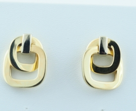 18ct Gold Earings