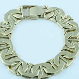 9ct Curb Bracelet