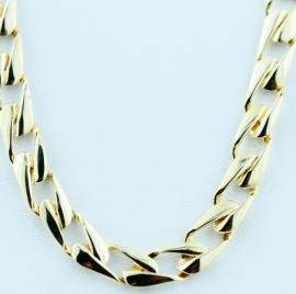 9ct Curb Necklace
