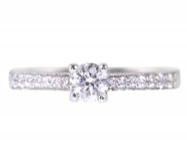 9ct Diamond Solitaire