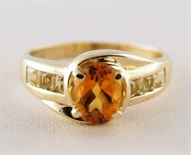 9ct Dress Ring