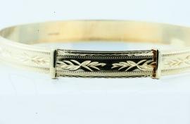 9ct Expanding Bracelet
