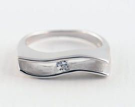 Sterling Silver Ring £3.95