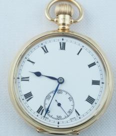 Zeneth 9ct Pocket Watch
