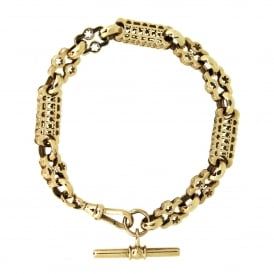 9ct-yellow-gold-stars-and-bars-t-bar-8-bracelet-p6336-10271 thumb
